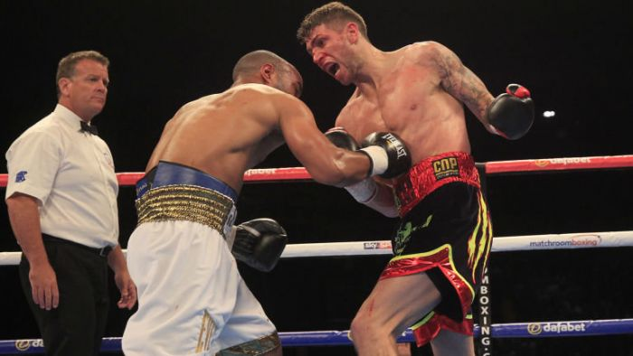 Brian Rose battles to points win over Carson Jones in rematch