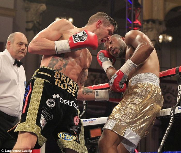 Apr 20 2013 - Brian Rose vs Joachim Alcine